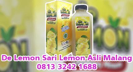 sari lemon asli de lemon